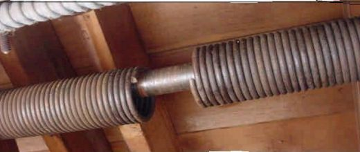 Garage Door Broken Spring Repair Huntington Beach CA